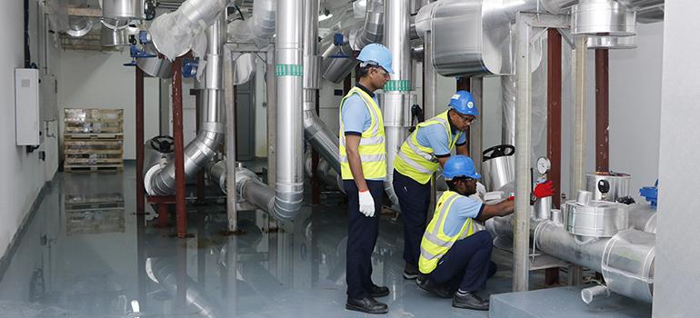MEP Contractors in UAE